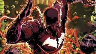 Historia postaci: Batman Red Death - DC Metal