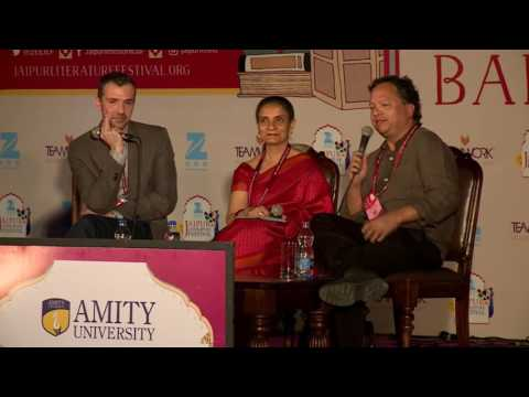 #ZeeJLF2017: Dark Night of the Soul: Crime and Literature