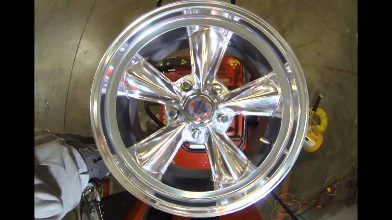 American Racing Wheels VNT 71R Polished by WheelsHQUSA