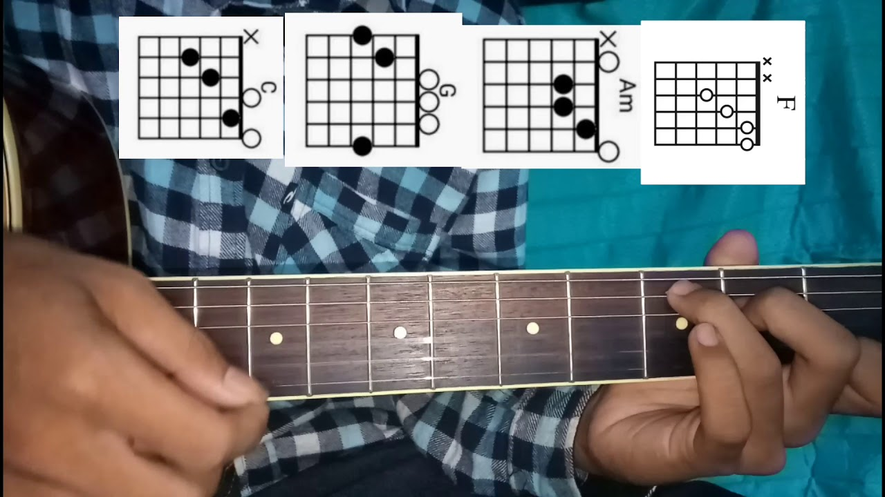 Tutorial gitar dash uciha merindukanmu versi genjrengan