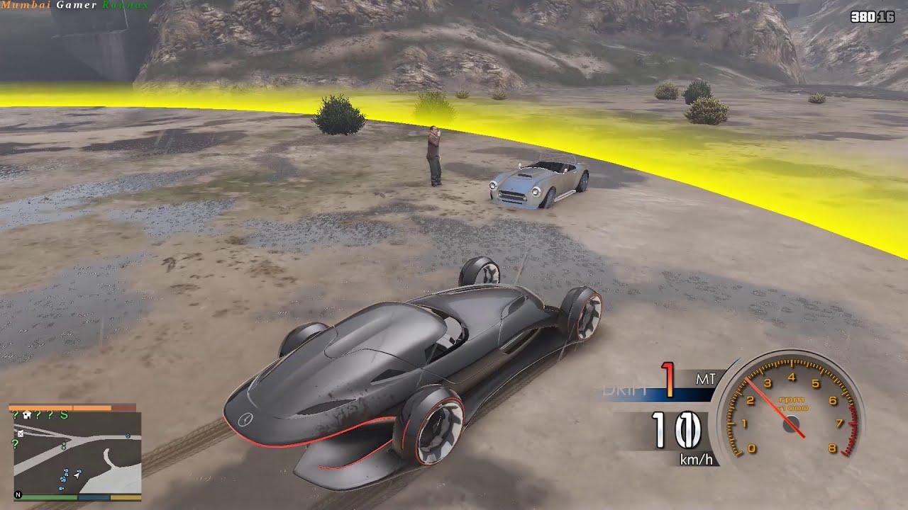 Gta 5 Racing Mercedes Silver Lightning Hindi #47  Mumbai Gamer Raunax 27:18  HD