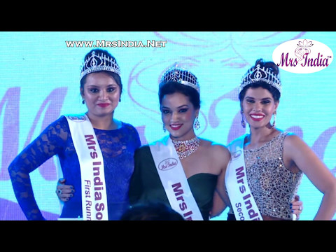 Mrs India 2017 South Edition