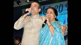 Asha Bhosle and Suresh Wadkar_Pyar Ke Mod Pe (Parinda; R.D. Burman, K. Hallauri; 1989)