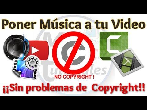Tutorial Como Poner Musica de Fondo a Video sin problemas de Copyright | Camtasia Studio
