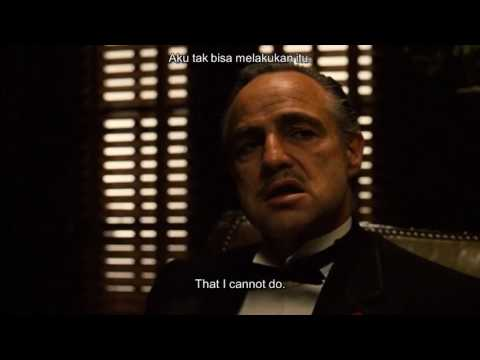 The GodFather (1972) - Don Vito Corleone (Best Opening Scene)