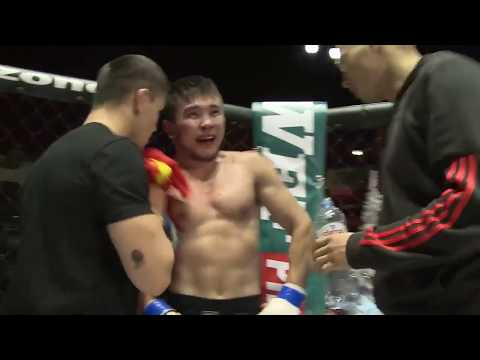 4 WEF92 PROFFIGHT39 Жумабаев Исламбек KG против Шайхов Сахоб TJ