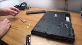 How to disassemble the Lenovo ThinkPad T410 and T420, replacing