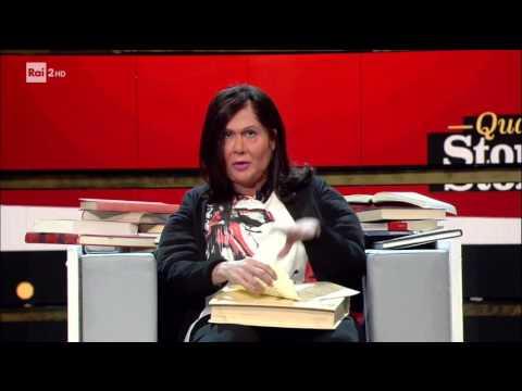 Virginia Raffaele è Michela Murgia - Facciamo che io ero 18/05/2017