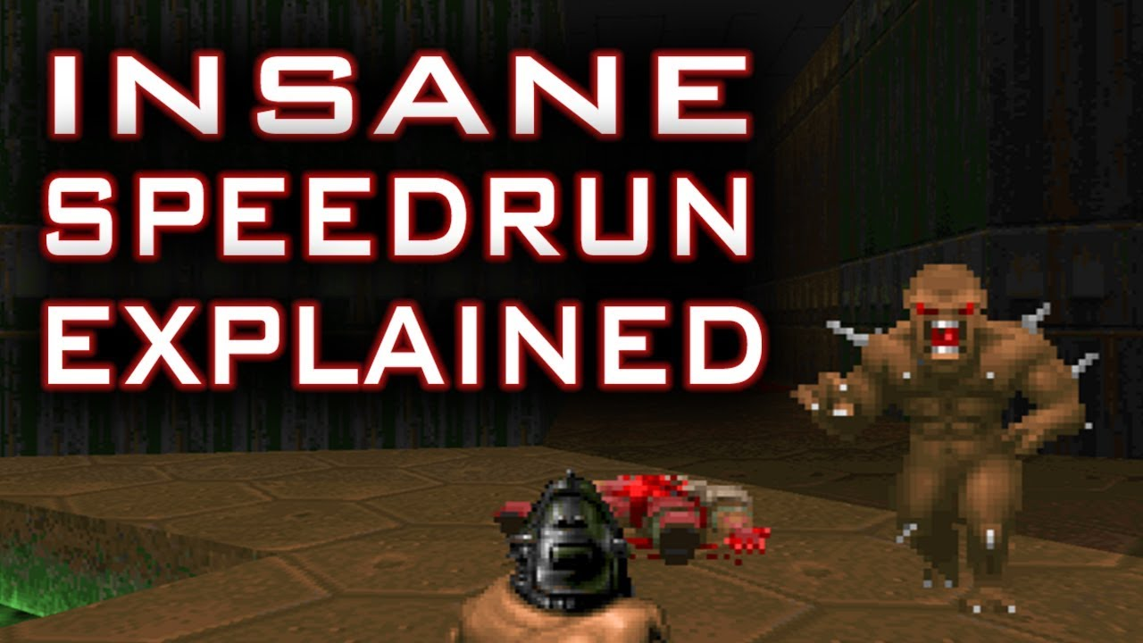 DOOM speedrunning is a complicated, frustrating sport