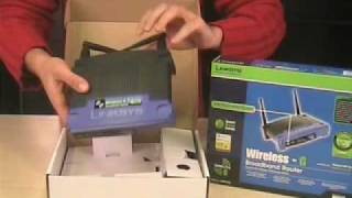 setup a hotspot with linksys wrt54gl part 1 install dd wrt