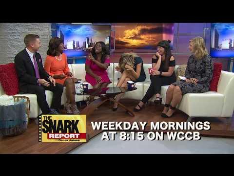 Derek James Snarks WCCB Meteorologist Nicole Madden