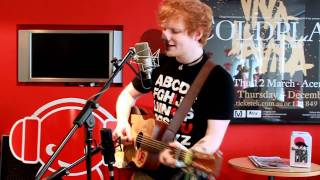 Ed Sheeran - The A Team - Nova Acoustic