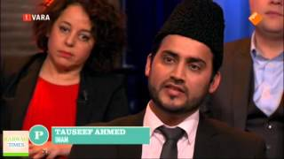"Dutch Ahmadiyya Muslim Imam reacts to Brussels attacks, says ""terrorists are not Muslims"""