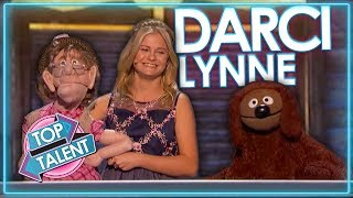 Darci Lynne on AGT Champions | All Performances | Top Talent