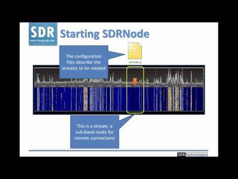 Cloud-SDR presentation