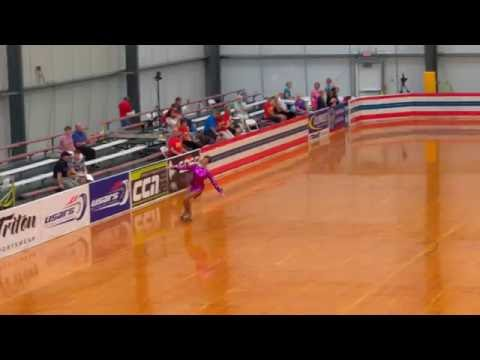 Dore Fox Trot Artistic Roller Skating USARS National Championships 2016