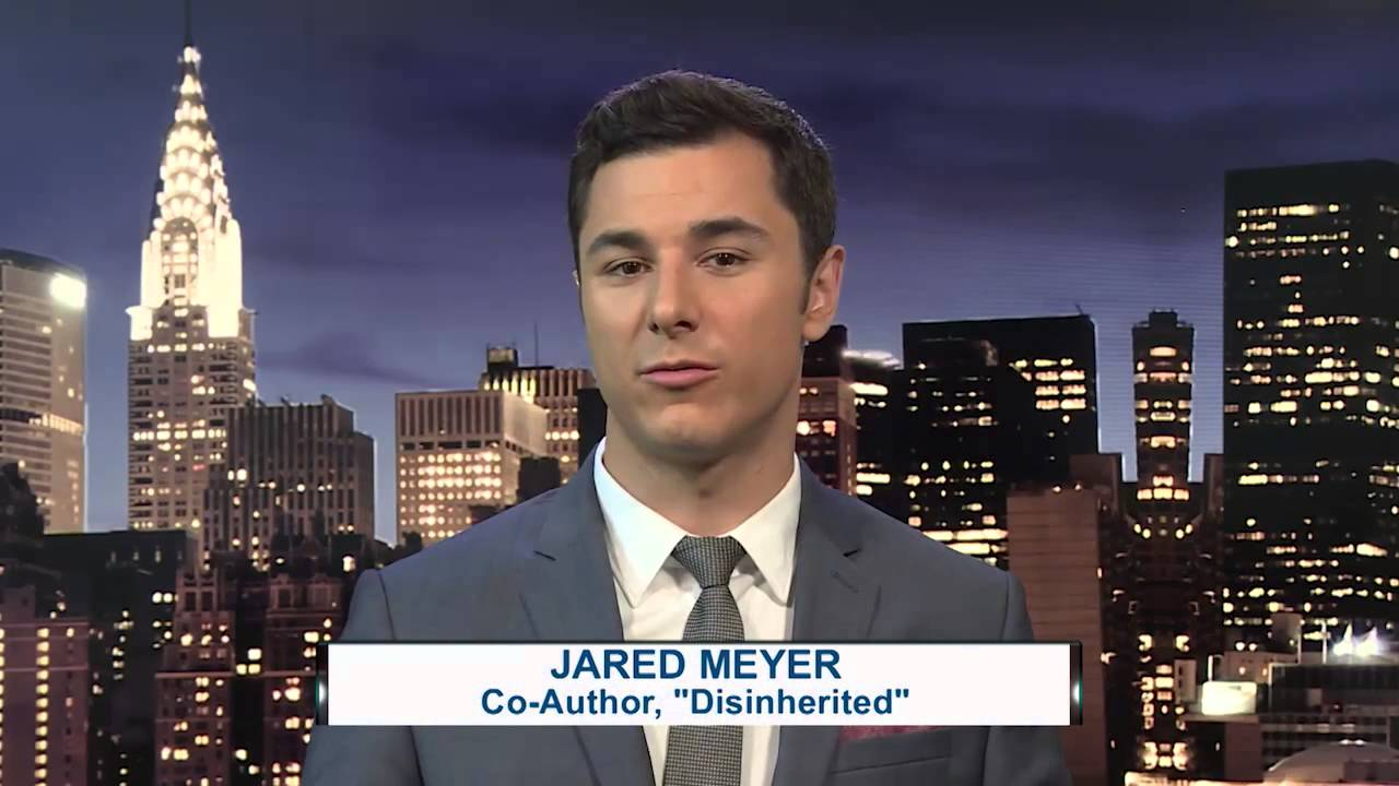 The Hard Line | Jared Meyer discusses his new book - YouTube