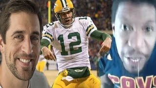THE GOAT STRIKES AGAIN!!! I TRIED TO TELL YALL! PACKER vs COWBOYS RANT!!!