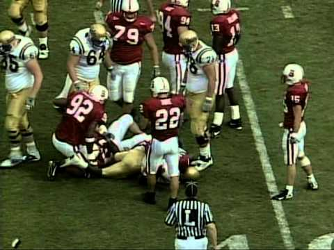Stanford Football vs. UCLA (2001) - Part 1 of 4