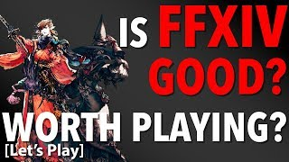 Top 5 reasons why you SHOULD play FFXIV! [Let