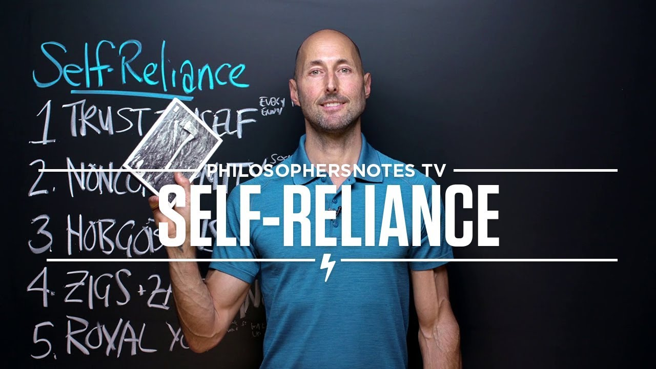 What Is Self Reliance And How To Develop It