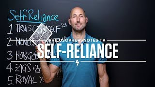 PNTV: Self-Reliance by Ralph Waldo Emerson