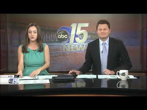 Amanda Live making Chocolate Bath Bombs for Valentine's Day - Good Morning Carolinas - WPDE ABC 15