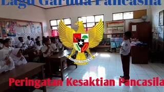 Lagu Garuda Indonesia dan Doa Untuk Negeri di Hari Kesaktian Pancasila 2019