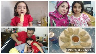 How to keep dhania Podina fresh for 2 weeks - Hectic day with 5 kids - Sundas Irfan