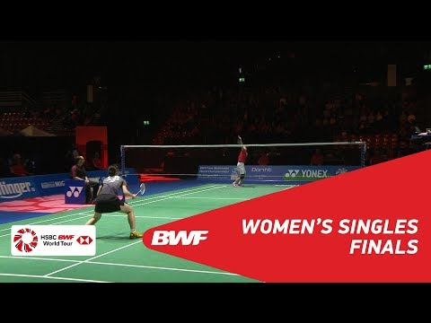 WS | Sayaka TAKAHASHI (JPN) [1] vs Natsuki NIDAIRA (JPN) | BWF 2018