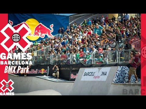 X Games Barcelona 2013 BMX PARK: X GAMES THROWBACK