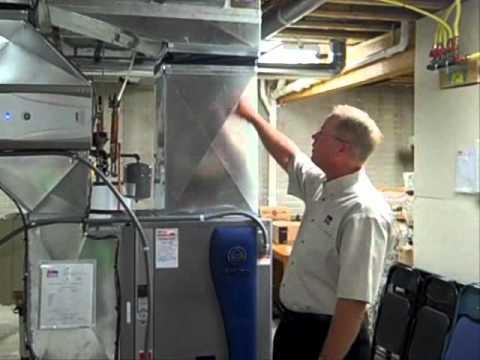 How Ground Source Heat Pump System Works