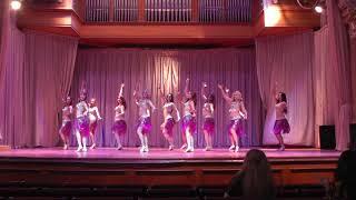 Смотреть клип Взрослые РіСЂСѓРїРїР° табла.  Школа танца Laziz. European Belly Dance Trophy онлайн