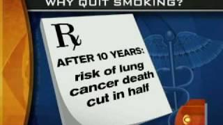 Obama's Struggle to Quit Smoking