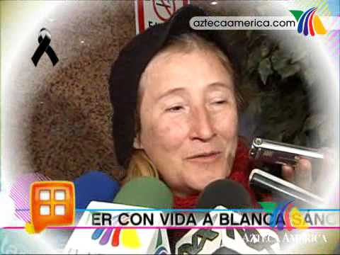 Blanca Sanchez familiares y amigos hablan de la muerte de blanca sánchez. - youtube