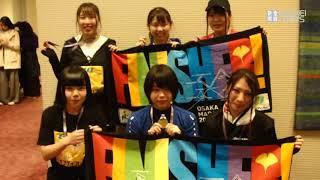「大阪マラソン」でアイドル6人完走 マラソンタオル 検索動画 26