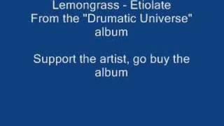 Lemongrass - Etiolate