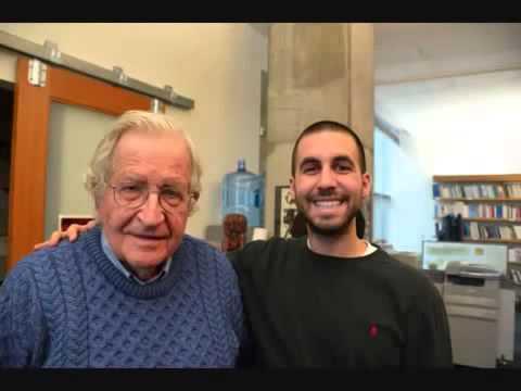 Noam Chomsky 2013 on  Communism, Revolutionary Violence, the American Left and Zizek