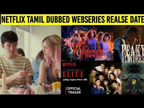 Download Top 5 Netflix Upcoming Tamil Dubbed Web Series | Elite, Stranger Things, Sex Education| RJ Siddharth