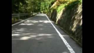 2012-09-29 県道201号 塩山停車場大菩薩線 下り その1