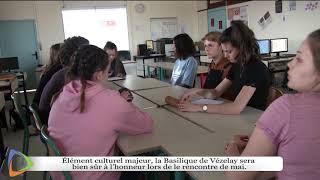 Ateliers de préparation à la rencontre Erasmus.