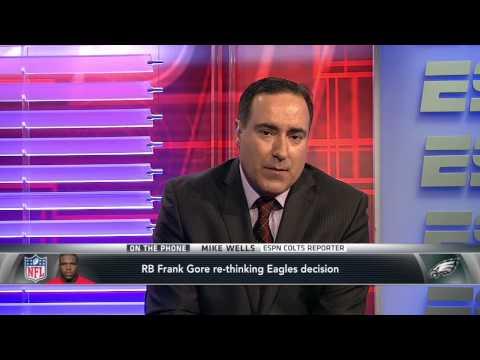 Frank Gore Rethinking Eagles Decision