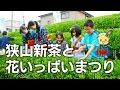 狭山市 狭山市役所 狭山新茶と花いっぱいまつり の動画、YouTube動画。