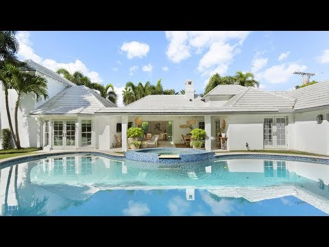 Modern Bermuda Estate | Luxury Homes For Sale | 357 North Lake Way Palm Beach, FL