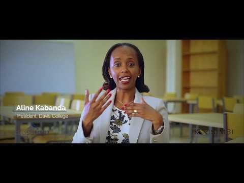 2019 Rwanda CEO Summit - Unconventional CEO: Aline Kabanda - President of Davis College