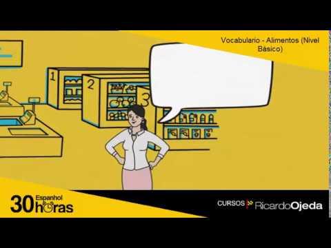 Curso de espanhol mais fácil - Vocabulário parte 1 from YouTube · Duration:  4 minutes 11 seconds