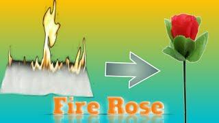 Fire Rose Flower Magic.  . . . . MDMG screenshot 3