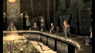 Skyrim - Первая часть переговоров о мире