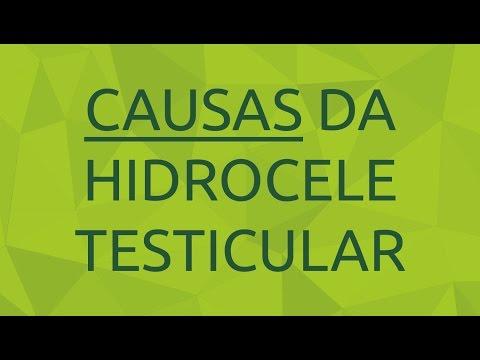 Causas da Hidrocele Testicular - Urologista em Recife, Pernambuco
