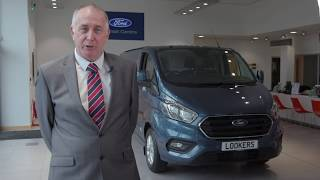 New Ford Transit Custom 2018 at Lookers Ford